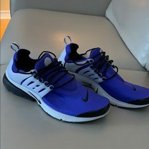 Nike Air Presto purple men's size 11 (M) brand new